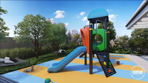 Playground - Fachada - Auge Jardim da Saúde - 518 - 9
