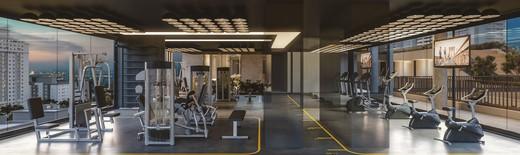 Fitness - Studio à venda Rua Afonso Celso,Vila Mariana, São Paulo - R$ 410.900 - II-3961-10748 - 7