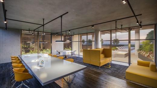 Coworking - Studio à venda Rua Afonso Celso,Vila Mariana, São Paulo - R$ 410.900 - II-3961-10748 - 9