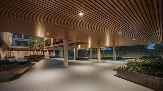 Praca - Studio à venda Rua Afonso Celso,Vila Mariana, São Paulo - R$ 410.900 - II-3961-10748 - 13