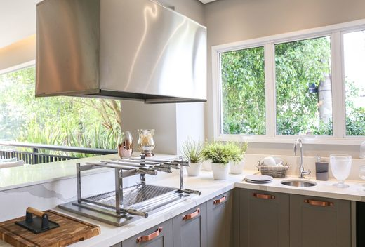 Cozinha - Fachada - Green Guedala - 520 - 18