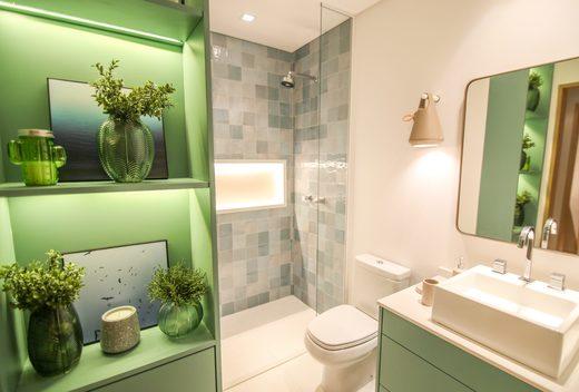Banheiro - Fachada - Green Guedala - 520 - 24