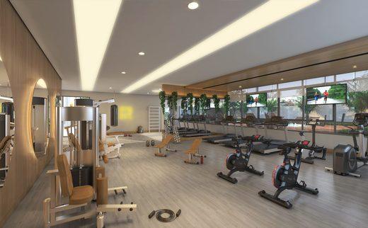 Fitness - Fachada - Green Guedala - 520 - 26