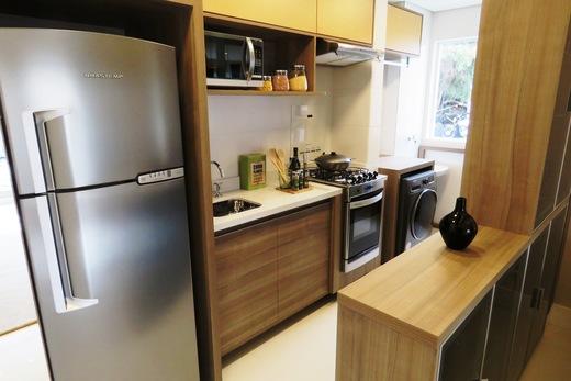 Cozinha - Fachada - Bosque Azeredo - 395 - 8
