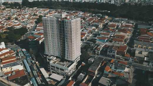 Vista aerea - Fachada - Bosque Azeredo - 395 - 19