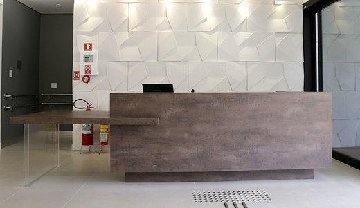 Recepcao - Fachada - Uffizi Gallery Work - 522 - 8