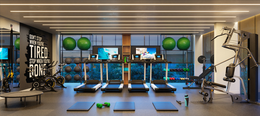 Fitness - Fachada - CAB 682 - 523 - 6