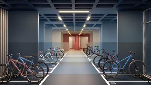Bicicletario - Fachada - Ventura Pinheiros Faria Lima - 145 - 13