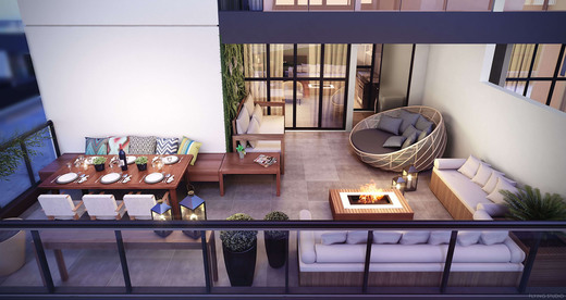 Terraco garden - Fachada - Heaven Design - 533 - 7