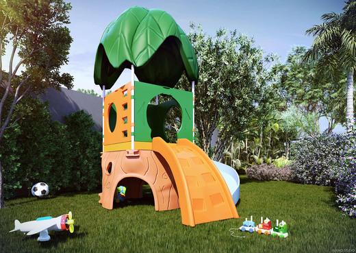 Playground - Fachada - Heaven Design - 533 - 17