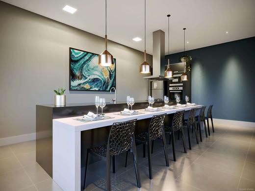 Espaco gourmet - Fachada - Heaven Design - 533 - 10