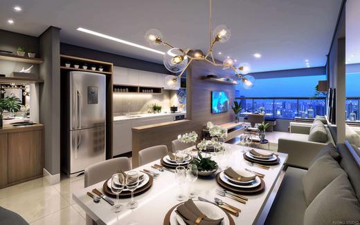 Living - Casa em Condomínio à venda Rua Ituxi,Planalto Paulista, São Paulo - R$ 842.100 - II-4145-11127 - 6