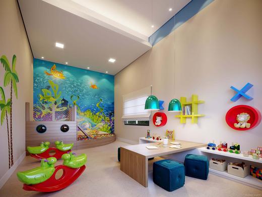 Espaco kids - Casa em Condomínio à venda Rua Ituxi,Planalto Paulista, São Paulo - R$ 842.100 - II-4145-11127 - 10