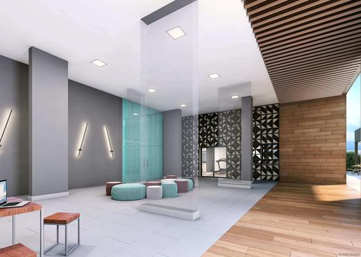 Lounge - Casa em Condomínio à venda Rua Ituxi,Planalto Paulista, São Paulo - R$ 842.100 - II-4145-11127 - 11