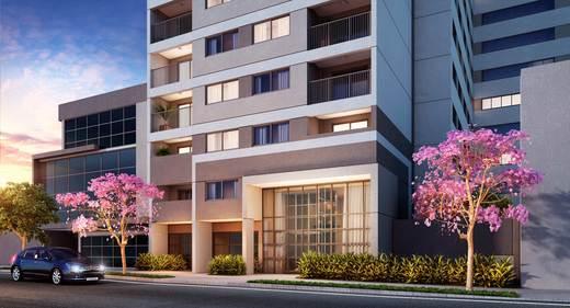 Portaria - Studio à venda Rua Diogo de Faria,Vila Mariana, São Paulo - R$ 270.000 - II-4141-11113 - 4