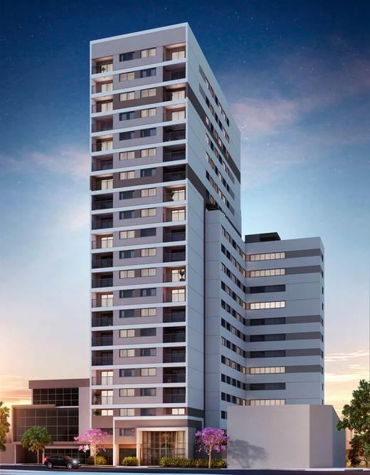Fachada - Studio à venda Rua Diogo de Faria,Vila Mariana, São Paulo - R$ 270.000 - II-4141-11113 - 1