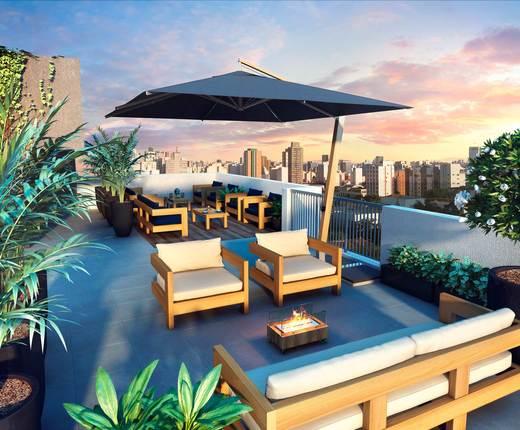 Lounge - Studio à venda Rua Diogo de Faria,Vila Mariana, São Paulo - R$ 270.000 - II-4141-11113 - 19