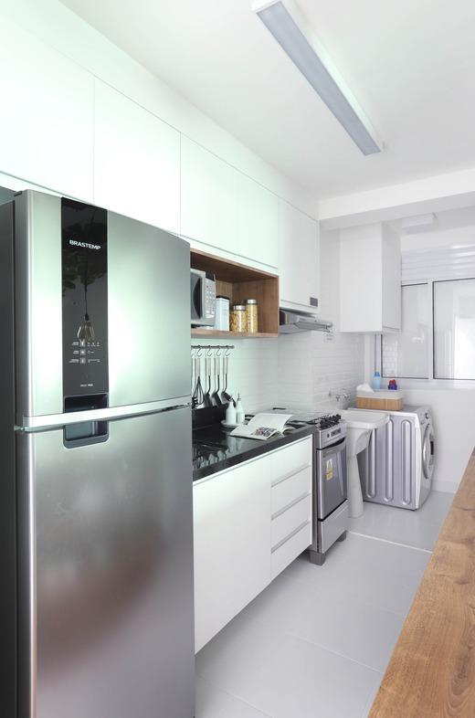 Cozinha - Fachada - Jardim Botânico Santo Amaro - 535 - 4
