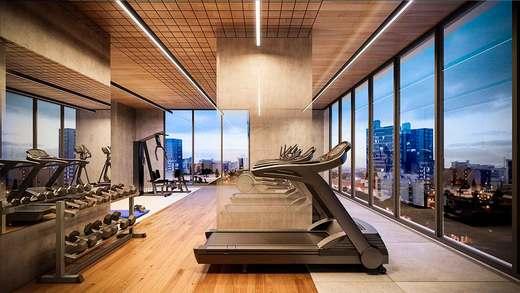 Fitness - Studio à venda Rua Cubatão,Vila Mariana, São Paulo - R$ 419.900 - II-4167-11153 - 4