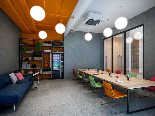 Coworking - Studio à venda Rua Cubatão,Vila Mariana, São Paulo - R$ 419.900 - II-4167-11153 - 6