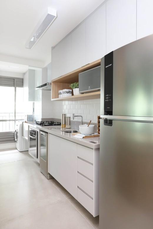 Cozinha - Fachada - Jardim Vista Bella Santo Amaro - 541 - 7