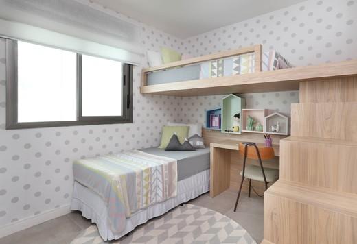 Dormitorio - Fachada - Jardim Vista Bella Santo Amaro - 541 - 10