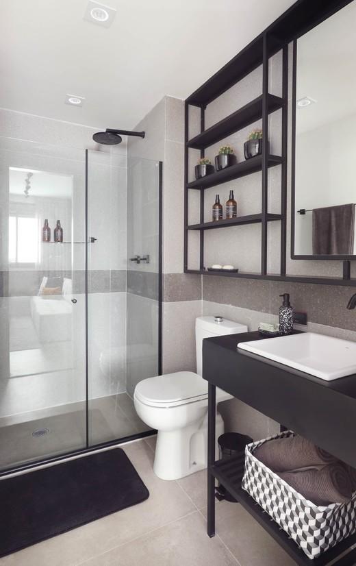 Banheiro - Fachada - Jardim Vista Bella Santo Amaro - 541 - 11