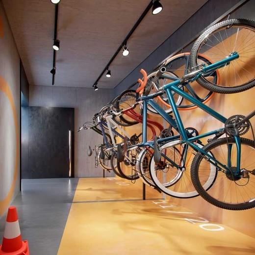 Bicicletario - Fachada - Belint Bela Cintra - 540 - 8