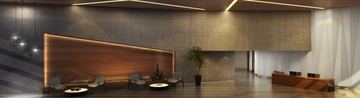 Lobby residencial - Fachada - Parque Jockey - 151 - 4