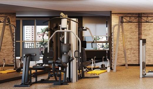Fitness - Fachada - Artis Jardim Prudência - 548 - 8