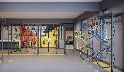 Bicicletario - Fachada - Artis Jardim Prudência - 548 - 16