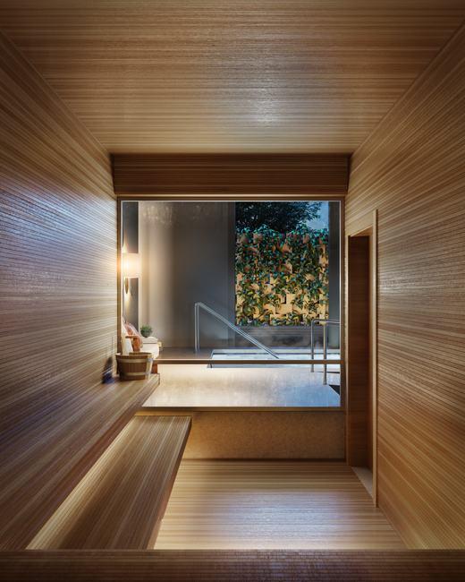 Sauna - Fachada - Facces Jardins by Helbor - 544 - 10