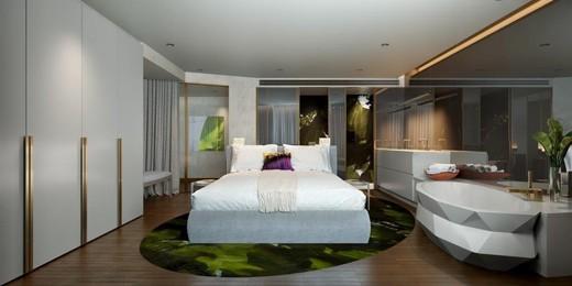 Dormitorio - Fachada - W Residences São Paulo - 550 - 11