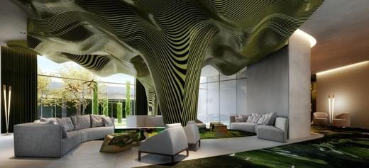Coworking - Fachada - W Residences São Paulo - 550 - 16