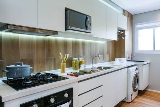 Cozinha 64m2 - Fachada - Up Life Conceição - 542 - 10