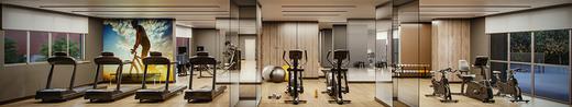 Fitness - Fachada - Linea Home Resort Tatuapé - 155 - 14