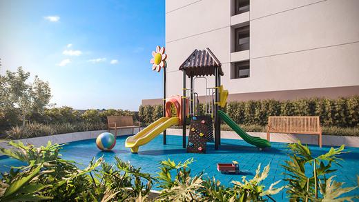 Playground - Fachada - Linea Home Resort Tatuapé - 155 - 24