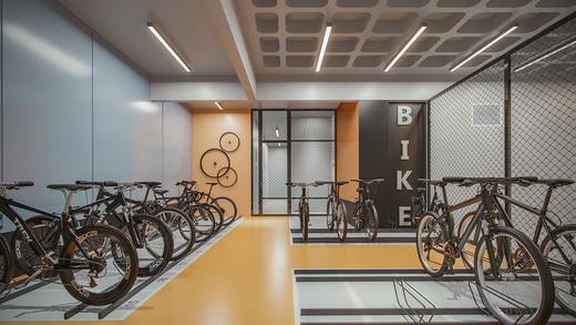 Bicicletario - Fachada - Linea Home Resort Tatuapé - 155 - 26