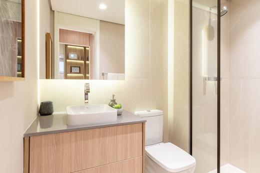 Banheiro - Fachada - Linea Home Resort Tatuapé - 155 - 13