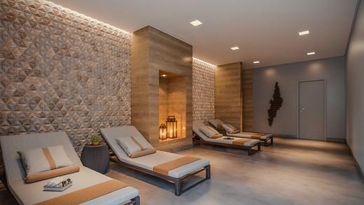 Spa - Fachada - Linea Home Resort Tatuapé - 155 - 21