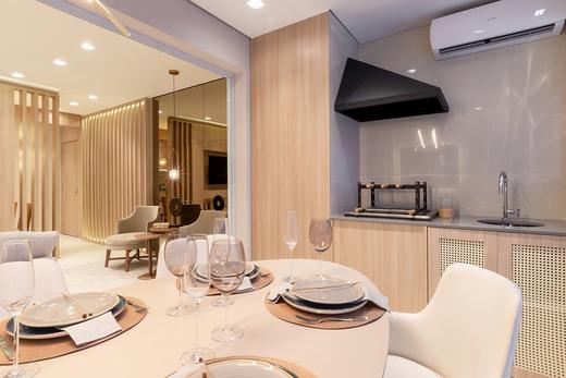 Terraco - Fachada - Linea Home Resort Tatuapé - 155 - 7