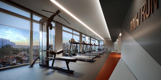 Fitness - Fachada - Lume Alto da Boa Vista - 553 - 4