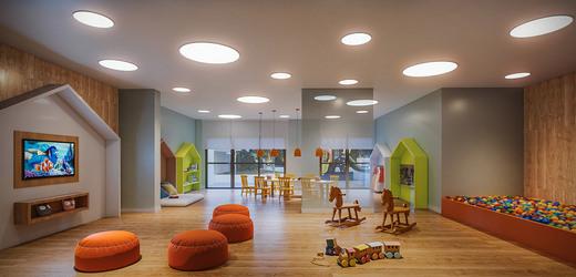 Espaco kids - Fachada - Linea Home Resort Tatuapé - 155 - 19