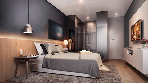 Dormitorio - Cobertura à venda Rua Cotoxó,Perdizes, São Paulo - R$ 4.659.843 - II-4308-26246 - 5