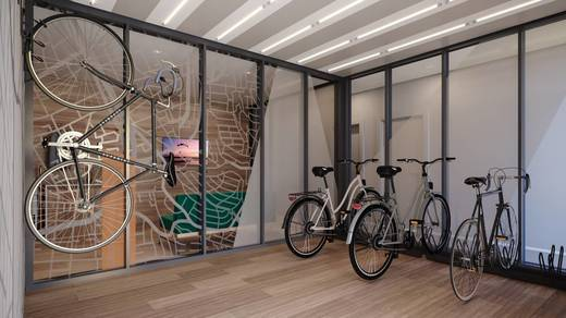 Bicicletario - Fachada - Klabin Paulista Studios - 156 - 7