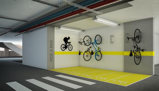 Bicicletario - Fachada - Gran Vic Morumbi - 564 - 9