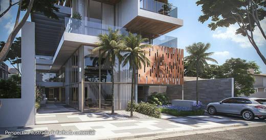 Portaria - Fachada - Lina Jardins - Lojas - 569 - 2