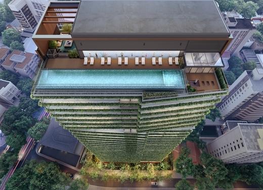 Aerea - Fachada - Alameda Jardins - 571 - 7