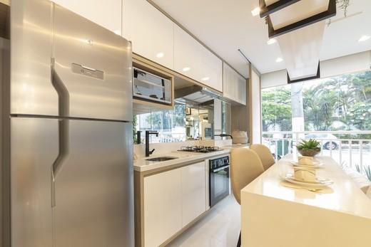 Cozinha - Fachada - Elev Barra Funda - 572 - 5