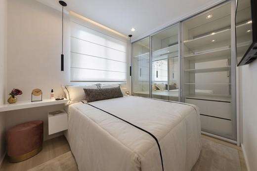 Dormitorio - Fachada - Elev Barra Funda - 572 - 6